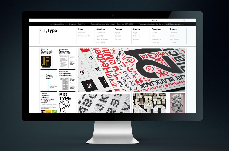 City-Type-iMac